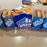 Original burgers and fries