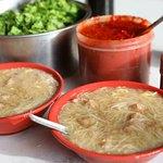 Wang Wang Taiwanese Vermicellis Soup照片