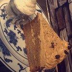 Cappuccino cake 😍
