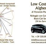 Low Cost Car Alghero
