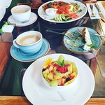 Orchid Coffee Shop Foto