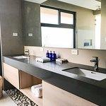 Bathroom in Ninta Bungalows