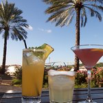 27 bar music food Cocktails with a view!