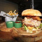 27 bar music food Number ONE Burger Builders on Curacao.