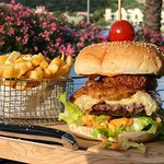 Number ONE Burger Builders on Curacao! 27 Bar Music Food Curacao Restaurant & Nightlife