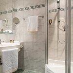 KAISERHOF Einzelzimmer - Badezimmer