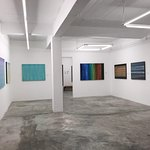 Great airy exhibition space