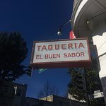 Taqueria el buen sabor - well named!