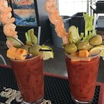 Small Batch bloody mary's