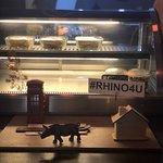 صورة فوتوغرافية لـ Rhino Cafe