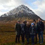 Buchaille Etive Mor, Glen Etive. November 2017.