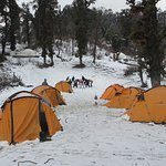 Adventure Orientation Course with Green Peace India. Nanda Devi Institute NDI
