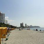 Strand Rodadero