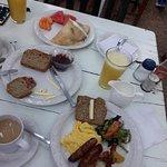 Photo de Azafran Restaurant