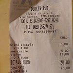 Zdjęcie Dublin Pub