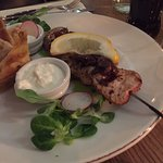 Bild från Resturang Cypern