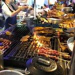 Kao Rou Zhi Jia Bbq Stall照片