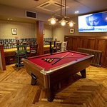 Pool table area 2019