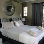 Luxury room R715.00 per night with private deck