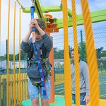 Sky Tykes course for younger children