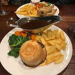 Steak & Kidney pudding