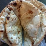 Naan - no matter what you order, ORDER THE NAAN! It goes with everything!!!