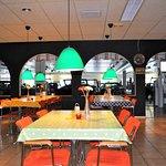 Matsal/restaurang i Route 154 Motell
