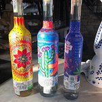 Great selection of mezcal and tequila