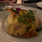 Fresh catch of the day - yellowtail snapper