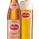 Una birra di colore giallo oro splendente e con una schiuma bella e densa. Al primo sorso fresca e frizzante, una delicata ed armonica sensazione di malto in bocca. Alla fine si nota una leggera nota di luppolo.