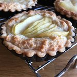 Apple and ALmond Tartlet