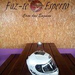 O meu capacete motard