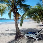 Playa Carillo (the beach near Hotel Leyenda)