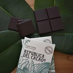 Discover the jewel of the amazon thought this delicious chocolate bar