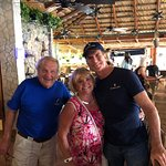 We ran into Brian Solomon, the owner of Solomon's Landing. Great guy and so humble. Thanked us p
