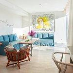 Two Bedroom Suite - Aegean Swim-Up Suites