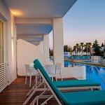 Swim-Up Suite - Aegean Swim-Up Suites