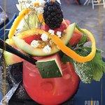 Drink leggermente alcolico dal gusto fresco e a base di frutta