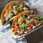 Tacos de Hongos