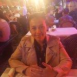 Primera Cena en Catalina Hotel