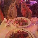 Deliciosos platos servidos en Catalina Hotel