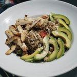 Chicken Protein Bowl