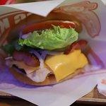 Sasebo Burger Log Kit照片