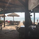 Sunshine Cafe Otres beach Photo