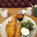 Image Doc's Fish and Chips in South Eastern NI