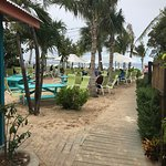 Foto de Blanchards Beach Shack