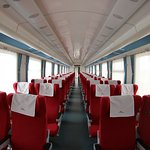 First Class: SGR Madaraka Express Train