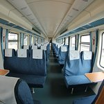 Second Class: SGR Madaraka Express Train