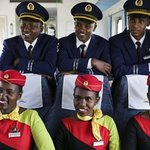Crew: SGR Madaraka Express Train