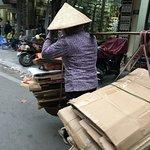 Hanoi Old Quarter – fénykép